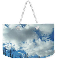 Country Autumn Curves 10 Weekender Tote Bag