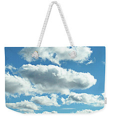Country Autumn Curves 11 Weekender Tote Bag