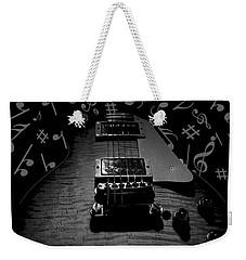 Country Music Guitar Music Weekender Tote Bag