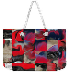 Coupe Rouge Weekender Tote Bag
