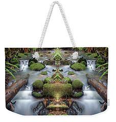 Creek Diamonds #1n Weekender Tote Bag