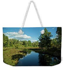 Creek Weekender Tote Bag