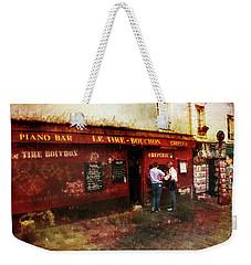 Creperie Weekender Tote Bag