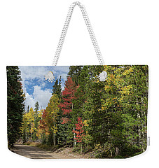 Weekender Tote Bag featuring the photograph Cruising Colorado by James BO Insogna