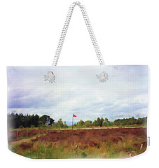 Culloden Battlefield Painting Weekender Tote Bag