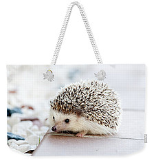 Cute Hedgeog Weekender Tote Bag