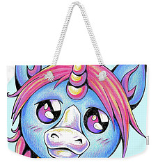 Cute Unicorn I Weekender Tote Bag