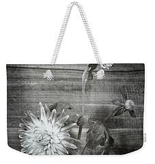 Dahlia Grouping Weekender Tote Bag