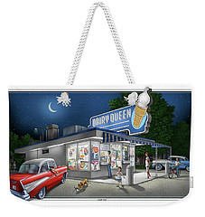 Dairy Queen Weekender Tote Bag