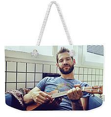 Daliah Weekender Tote Bag