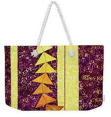 Dancing Geese Weekender Tote Bag