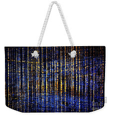 Weekender Tote Bag featuring the photograph Dark Night by Tim Gainey