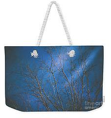 Dark Winter Weekender Tote Bag