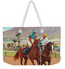 Dash For Cash Weekender Tote Bag