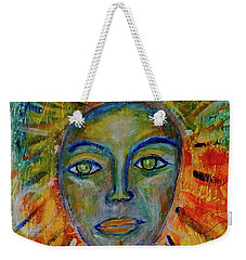 Daughter Of The Sun And Moon Weekender Tote Bag