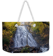 Dawn At Crabtree Falls Weekender Tote Bag