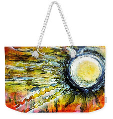 Dawn Of A New Sun Weekender Tote Bag
