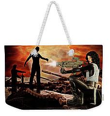 Dawn Of The Dead Weekender Tote Bag