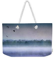 Dawn Of The Fog Weekender Tote Bag
