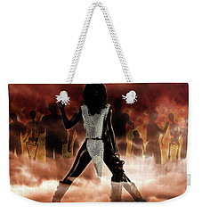 Deathstalker Vs Evil Dead Weekender Tote Bag