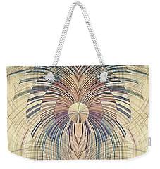 Deco Wood Weekender Tote Bag