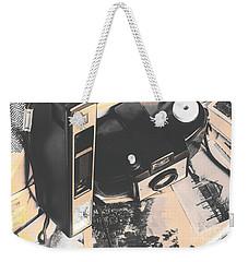 Decolourised  Weekender Tote Bag