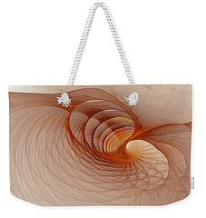 Descent-2 Weekender Tote Bag