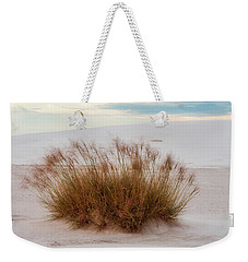 Weekender Tote Bag featuring the photograph Desert Dwelling by Rick Furmanek