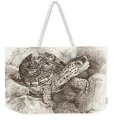 Diamondback Terrapin Weekender Tote Bag