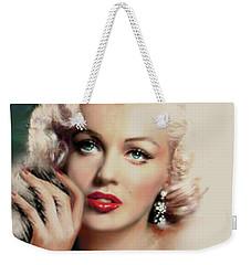Diva Mm 169 Rose Weekender Tote Bag