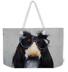 Dog Gone Funny Weekender Tote Bag