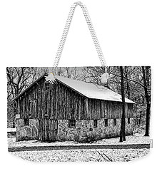 Down The Old Dirt Road Weekender Tote Bag