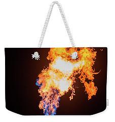 Dragon Breath Weekender Tote Bag