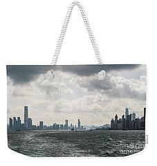 Dramatic Hong Kong Weekender Tote Bag
