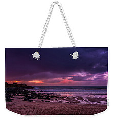 Dramatic Sky At Porthmeor Weekender Tote Bag