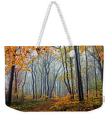 Dream Forest Weekender Tote Bag