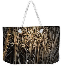 Dried Wild Grass II Weekender Tote Bag