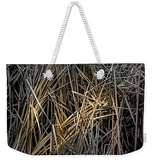 Dried Wild Grass IIi Weekender Tote Bag