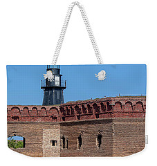 Weekender Tote Bag featuring the photograph Dry Tortugas National Park, Fort Jefferson by Kay Brewer
