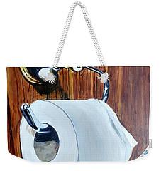 Duchamp's Paperwork Weekender Tote Bag