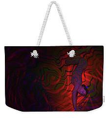 Dynamic Color 3 Weekender Tote Bag
