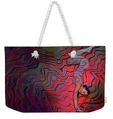 Dynamic Color2 Weekender Tote Bag
