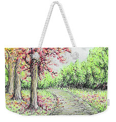 Early Autumn Weekender Tote Bag
