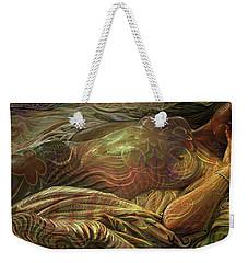 Earth Evening Weekender Tote Bag