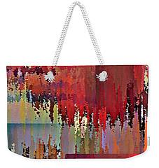 Ecumenopolis Weekender Tote Bag