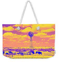 Edit This 11 Weekender Tote Bag