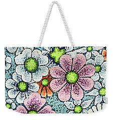 Efflorescent 1 Weekender Tote Bag