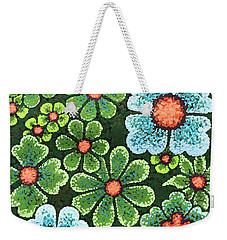 Efflorescent 10 Weekender Tote Bag