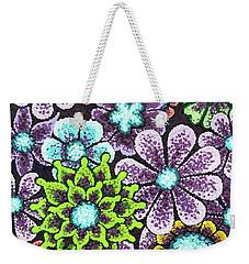 Efflorescent 12 Weekender Tote Bag