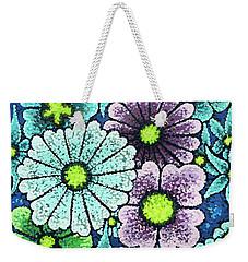 Efflorescent 2 Weekender Tote Bag